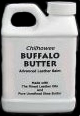 Leather care buffalo butter leather conditioner