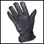 Cotton-Lined Deerskin Leather Driving Gloves