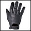 Perforated Deerskin Leather Driving Gloves