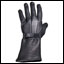 Lined Deerskin Leather Gauntlet Gloves