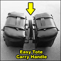 Easy Tote Carry Handle