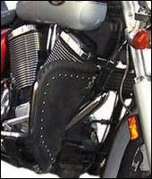 Motorcycle Engine Guard Chaps