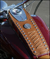 Indian Motorcycle Tank Bra