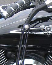Honda Fringed Lever Covers