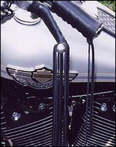 Yamaha Fringed Lever Covers
