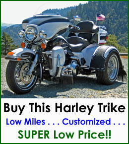 Motorcycles and Trikes For Sale