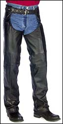 Men's Leather chaps - Leather Pants