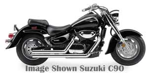 Cobra™ Speedster Exhaust (Short) - Suzuki 1500 Intruder