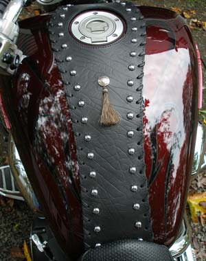 Yamaha Roadstar Warrior Tank Bra