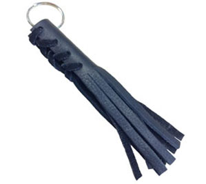 Fringed Key Ring