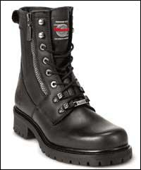 Trooper Motorcycle Boots