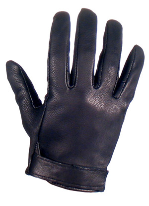 The Rider -Handcrafted Deerskin Gloves
