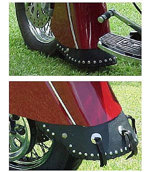 Mud Flaps for Indian Chief