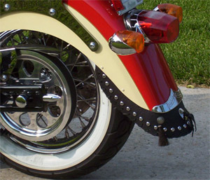Mud Flaps for Indian Spirit