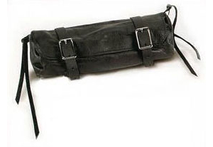 Soft Leather Tool Bag