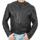 Ultimate Naked Leather V-Force Racer Jacket
