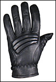 Deerskin Leather Double Palm Driving Gloves